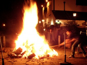 The failed plot that gave rise to a tradition of burning effigies
