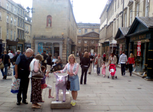 The City of Bath and the Dandies.