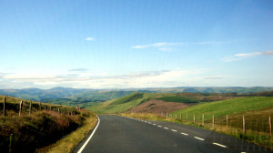 Travelling to Snowdonia