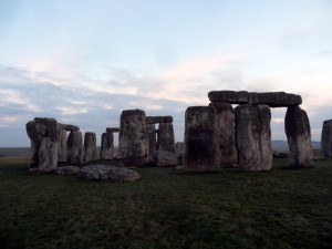 Is Stonehenge the temple of the sun?