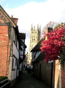 Medieval Warwick