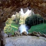 Stowe landscape garden. Grotto