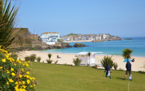 The artist's town of St Ives and its legends