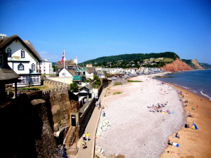 The wonderful beaches of Southern Britain.