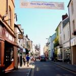 Sidmouth High street