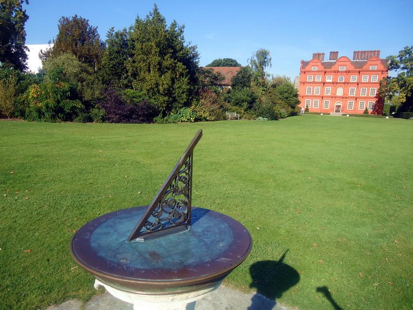 Garden: Kew Garden
