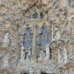 Church Sagrada Familia in Barcelona