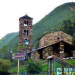 My car travels to Europe (day 6). Andorra