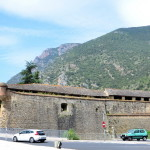 My car travels to Europe (day 7). Andorra - France