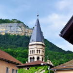 My car travels to Europe (day 12). Provence - Switzerland