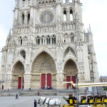 My car travels to Europe (day 14). Amiens