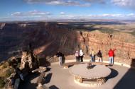 American adventure around the Grand Canyon