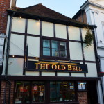 "The ""Old Bell"" and the story of Harley village and Henley"