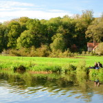 Shiplake, a place where a calming and idyllic atmosphere still exists