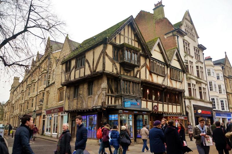 Английский город Оксфорд | Мировой туризм | 530x800