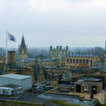 "Oxford ""City of dreaming spires"""