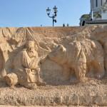 Minsk Sand Sculpture festival