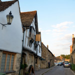 Lacock in Wiltshire