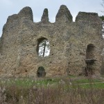 King John's private castle in the country
