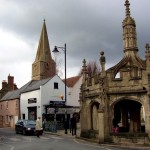 Market Cross in Malmesbury