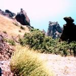 The mysterious  mountains of KARA-DAG