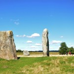 The menhirs sound of silence