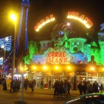 Blackpool, the town brought to life with Edison's invention