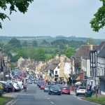 Burford retains some of it's old charm
