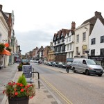 Tewksbury the medieval Saxon town