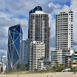 The Gold Coast, a city of happy people and skyscrapers